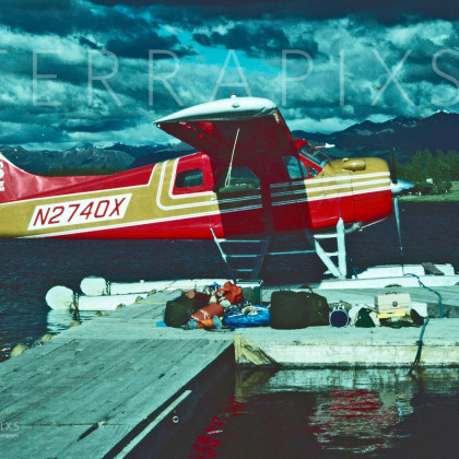 AKA147 Lake Hood Float Plane Dock-Anchorage, AK