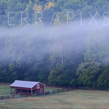 OTC105 Morning Mist-Blount County, AL