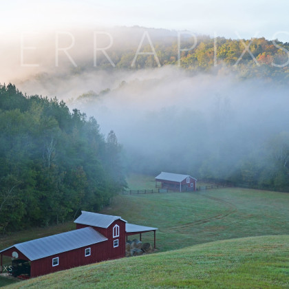 OTC112 Morning on the Farm-Blount County, AL