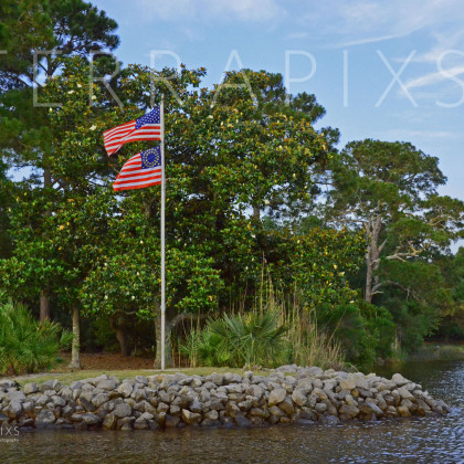 GUL214 Old Glory-Soldier Creek-Perdido Beach, AL