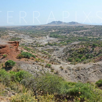 AFR101 Olduvai Gorge-Great Rift Valley-Tanzania