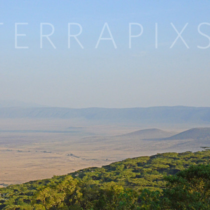 AFR502 First Light-Ngorongoro Crater Conservation Area, Tanzania